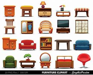 Sofa clipart house furniture pencil and in color sofa for Furniture found in the home