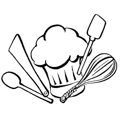dessins de cuisine ustensile de cuisine coloriage ustensile de cuisine en