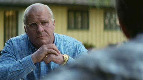 Christian Bale Dick Cheney Vice That Sounds Good