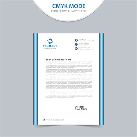 Free Simple Letterhead Design  Print Ready  Wisxicom. Cover Letter Template Physician. Cover Letter For Human Resources. Resume Words Teacher. Cover Letter Format Examples 2018. Lebenslauf Englisch Japan. Resume Creator Online Free India. Sample Cover Letter For Zs Associates. Letterhead Factory