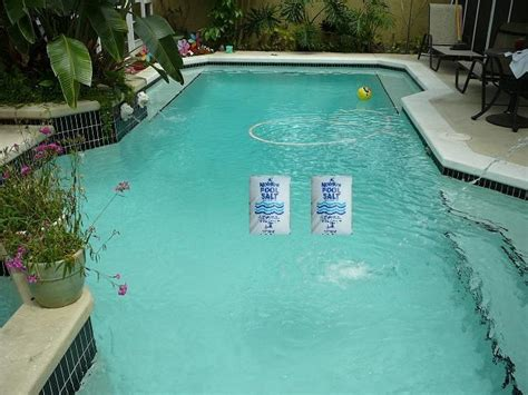 How To Add Salt To Your Pool