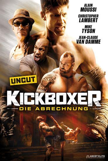 kickboxer die abrechnung ascot elite