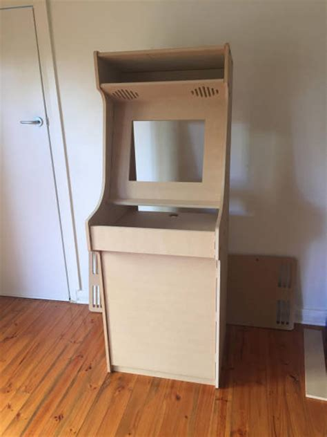 Cabinets Build Your Own by How To Build Your Own Arcade Cabinet Others