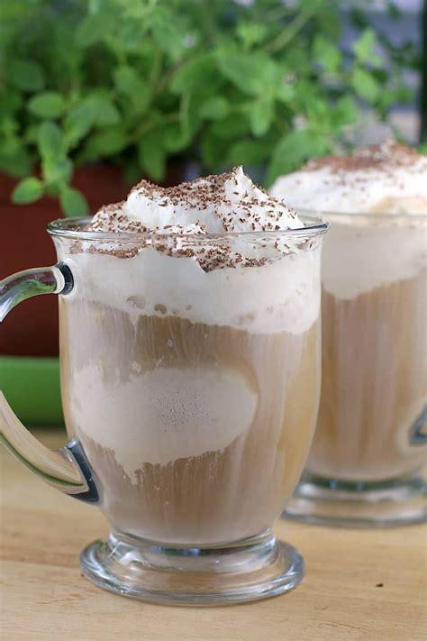 However, to discover how, you need to be 18 or more. Double Chocolate Tiramisu Iced Coffee - Erica's Recipes
