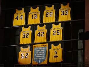 List of National Basketball Association retired jersey ...