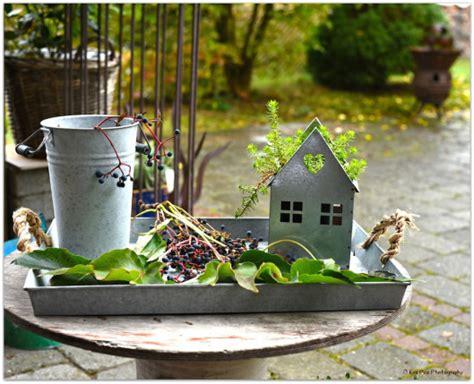 Herbstdeko Garten by Deko Twinsie S