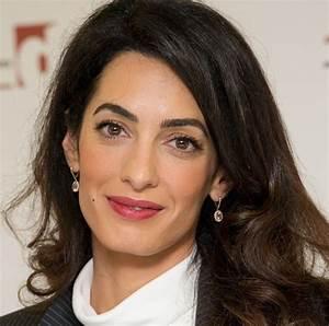Amal Alamuddin Clooney - Lawyer, Activist - Biography