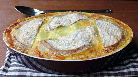 cuisine tartiflette tartiflette recipe potato bacon and cheese