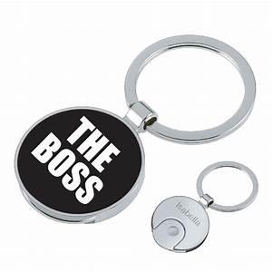 Schlüsselanhänger Für Männer Mit Gravur : schl sselanh nger the boss mit gravur ein pers nliches ~ Jslefanu.com Haus und Dekorationen