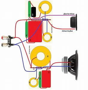 Speaker And Tweeter Wiring Diagram - Collection