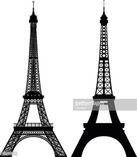 eiffel tower premium stock illustrations getty images