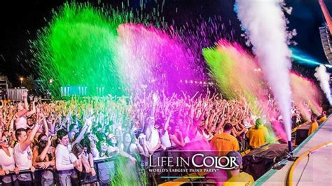 life in color world s largest paint party blog