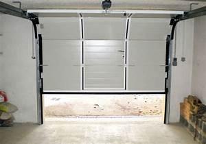 installer une porte de garage manuelle ou electrique a With porte de garage automatique