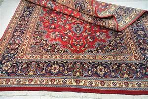 tapis oriental persan mashad 300 x 200 cm catawiki With tapis oriental avec ca brade canapé