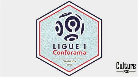 Club : Le badge de champion que portera le PSG sur son ...