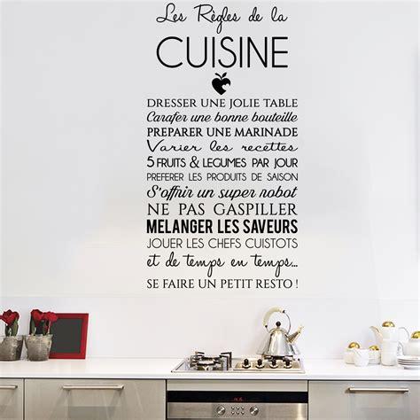 stickers texte cuisine pretty stickers muraux cuisine photos gt gt sticker cuisine