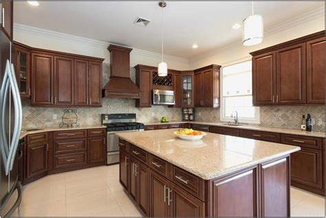 Pre Built Assembled Kitchen Cabinets — 3design Kitchen World