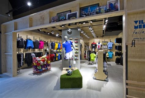 Models Sports Stores by Sportmaster Flagship Store By Riis Retail Kolding