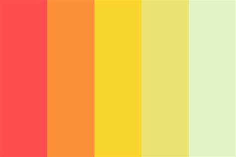 summer color palette summer coming color palette