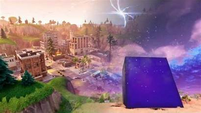 Fortnite Towers Tilted Cube Theory