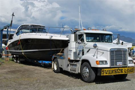 Boat Service Richmond by Marine Services Richmond Bc About Us Cardinal Boat Movers