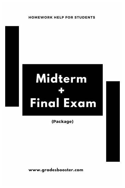 Final Exams Midterm Exam Bios Course Gradesbooster