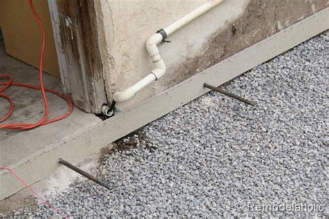how thick should a concrete garage floor be concrete patio thickness newsonair org