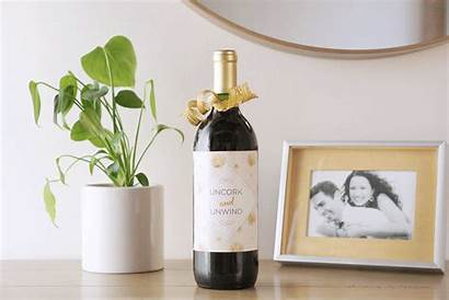 Wine Labels Bottle Printable Label Occasions Special