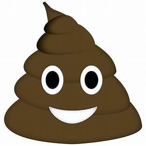 Poop Face Emoji