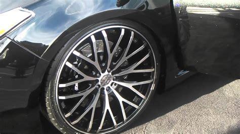 dubsandtirescom  dropstar machined black wheels