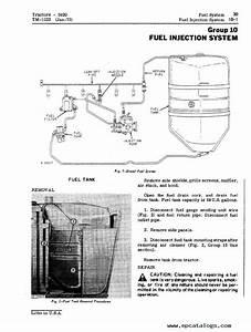 John Deere 5020 Tractor Tm1022 Technical Manual Pdf