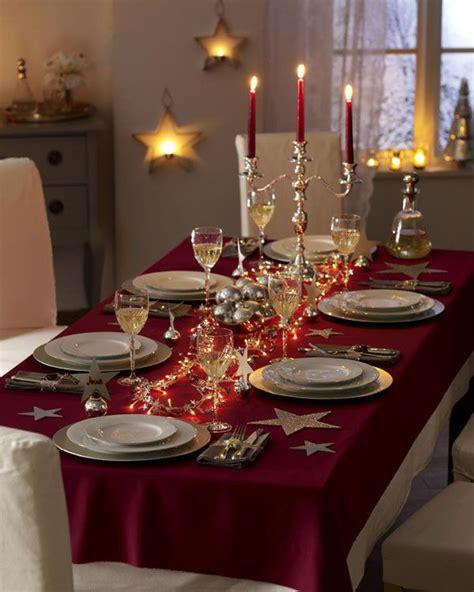 festive christmas dinner table decorations  easy diy