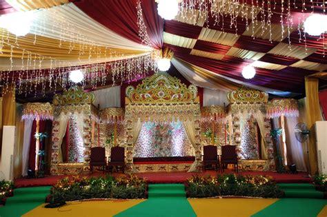 rumah pengantin bugis makassar wedding decoration