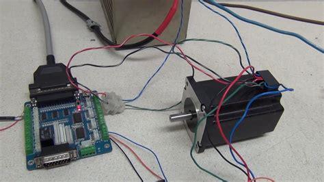 Wire Stepper Motor How Dave Ashford Youtube