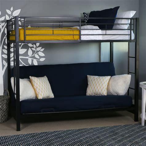 universal full over full bunk bed walmart com