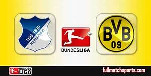 Hoffenheim vs Borussia Dortmund Highlights Full Match ...
