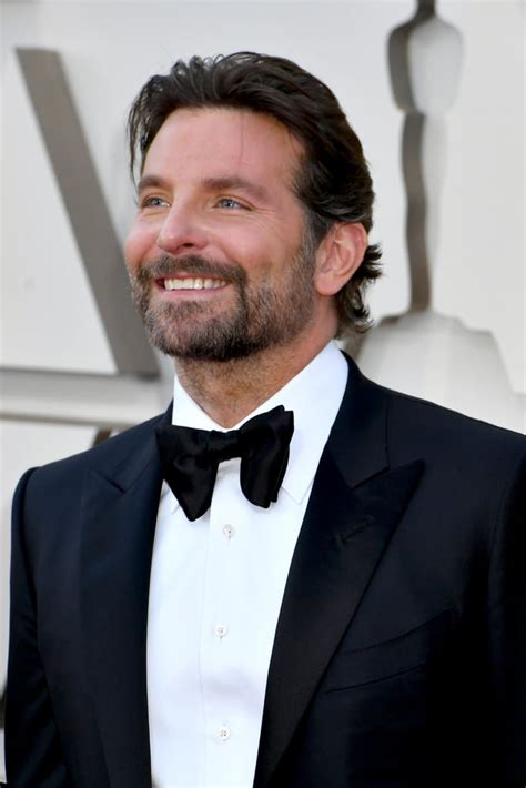 Bradley Cooper The Oscars Popsugar Celebrity