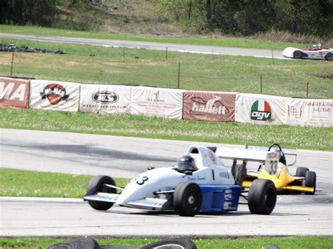 Ariel Atom Vs Open Wheel Race Cars