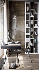 Petit Bureau Design : quel bureau design voyez nos belles id es et choisissez le style de votre bureau ~ Preciouscoupons.com Idées de Décoration