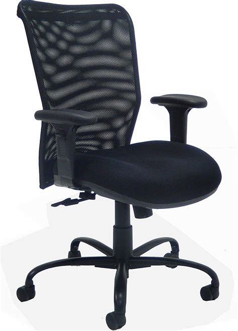 ergobuilt 24 7 400 lbs capacity mesh chair