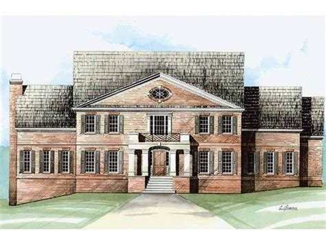 European Style House Plan 4 Beds 3 5 Baths 3298 Sq/Ft
