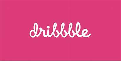 Pink Dribbble Logos Transparent Svg Designers Social