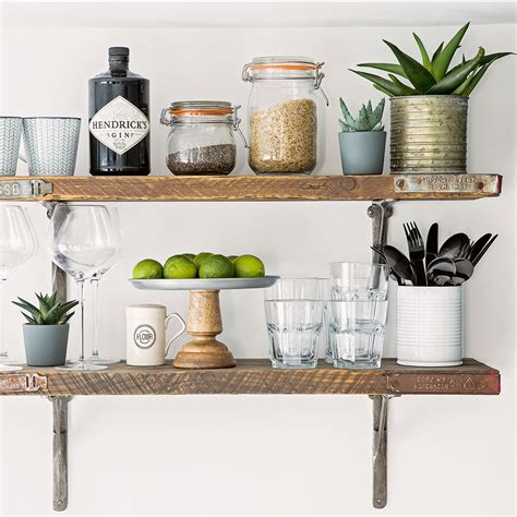 kitchen shelving ideas  boost storage  shelving