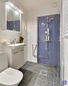 idee deco salle de bain petit espace With idee salle de bain petit espace