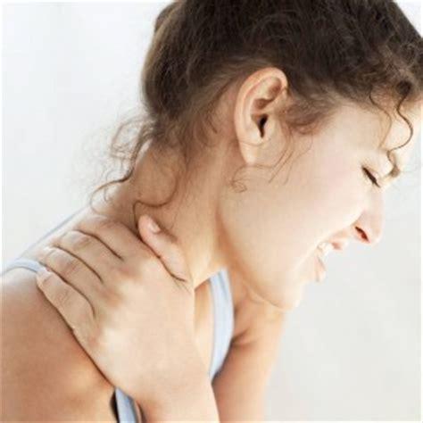 Wakker worden met stijve nek