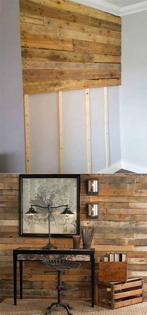 Wand In Holzoptik by Shiplap Wall And Pallet Wall 30 Beautiful Diy Wood Wall