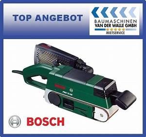 Bosch Pbs 75 Ae : bosch pbs 75 ae bandschleifer im koffer 2x schraubzwinge ~ Watch28wear.com Haus und Dekorationen