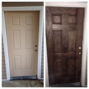 Türen Verschönern Ohne Streichen : t ren renovieren einfache tricks wie sie der alten t r ~ Lizthompson.info Haus und Dekorationen