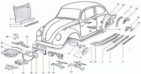 beetle   rust repair panels  evwparts