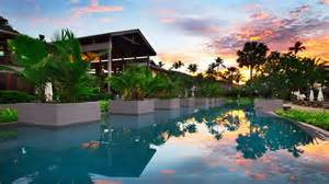 The Kempinski Seychelles Resort on the Mahé Island Seychelles